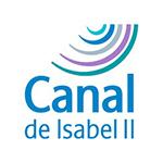 Logo canal de isabel
