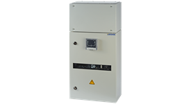 Enclosed Automatic Transfer Switching Equipment / HRB - bim
