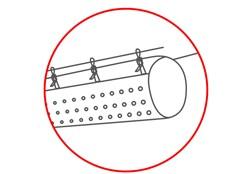 Textile ducts - bim