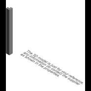 PreCast Walls (L-Joint_150mm) - bim