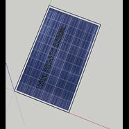 Trina Solar TSM-DE08M(II) - bim