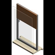 RVRFMC3-90 window - bim