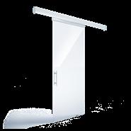 Softclose glass MANTION - bim