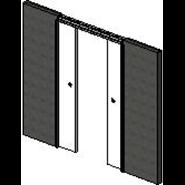 Scrigno Essential Doppio sp.150 2L Cartongesso (ITA) - bim