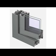 CS 68 Window door inward opening Single Vent 72mm - bim