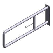 LC_NORIKA_Type D Handicapped Grab Bar_UGB - bim