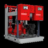Equipos de presión contra incendios- SiFire Easy IB - bim