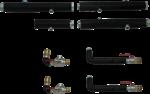 "Hydraulic manifold kit G 2 ½"" for 2 VICTRIX PRO 35/55 ErP in cascade - bim"