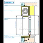 RVRAMC3 - Avvolgibile - Finestra - bim
