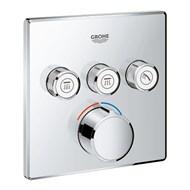 Grohtherm - Smart Control Thermostatic Mixer - bim
