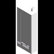 Sime - Open solar HE (armadio  da semi -incasso) - bim