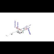 Grifo mezclador: PRESTO 570 suelo (no temporizado) - bim