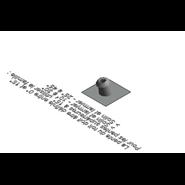 Solin Ardoise + Larmier - 0° à 15° - bim