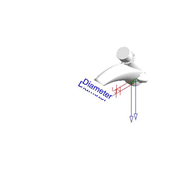 Washbasin tap timed mixer: PRESTO ARTE - LM - bim