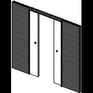 Scrigno Essential Double 125 L2 plaques de plâtre (FRA) - bim