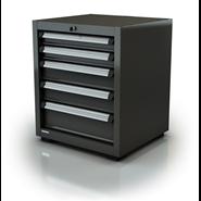 Single drawer unit module AR-169.10 - bim