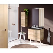 Meuble salle de bain TEO portes Prises de main - bim