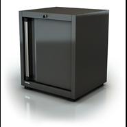 Single door cabinet module AR-169.10 - bim