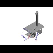 Grifo eléctronico para lavabo: PRESTO DOMO SENSIA - PM con Alimentador 12V 2 Inox - bim