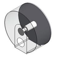 LC_NORIKA _Jumbo Roll Dispenser_JRDN - bim