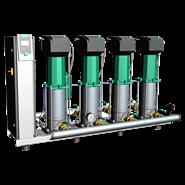 Sistema de abastecimiento de agua-SiBoost  - bim
