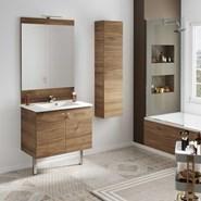 Meuble salle de bain INFINITI portes - bim