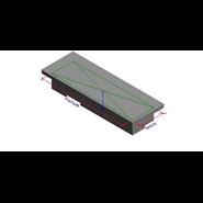 LMT-SHD (Linear floor grilles classified L15) - bim