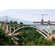Viga artesa de puente - bim