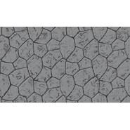 printed series - Large random stone - bim