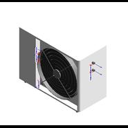MPE - Heat pump - (04M-05M-07M-08-08M) - bim