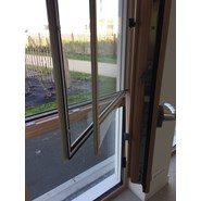 Porte-fenêtre EnR PF2 BOIS-ALU - bim