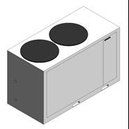 Heat pump / air source - Air inverter II Maxi - bim