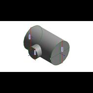 TEXI - Piquage en T pour gaîne flexible - bim