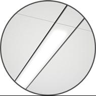 Ecophon Line™ LED - bim
