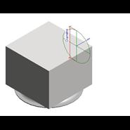 Diffuseur Circulaire - DFCI - bim