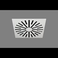Adjustable vanes diffusers AXO  - bim