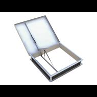 PYRODÔME EVOLUTREUIL ORIGIN' - Simple dôme PMMA Opale - bim