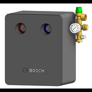 Solar pump station AGS - bim