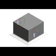 DRIM (Supply-return modular diffusers) - bim