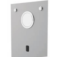 Grifo eléctronico para inodoro: PRESTO DOMO SENSIA - I con Alimentador 12V Inox - bim