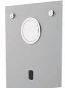 Electronic toilet faucet: PRESTO DOMO SENSIA - I with Feeder 12V Stainless - bim