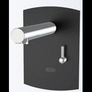 Electronic tap basin: PRESTO DOMO SENSIA - PM with Feeder 12V Black - bim
