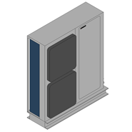 Heat pump / air source - Air Inverter II - bim