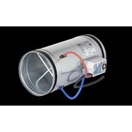 SVA-C (Circular VAV dampers) - bim