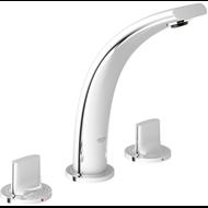Allure Brilliant - Three-hole basin mixer S-Size - bim