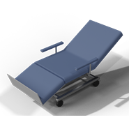 Dialysis armchair - bim