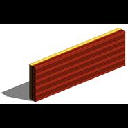 Planelle Rmax 0.7 ht 200 mm - bim