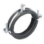 Fixing Collar For Rigid Aluminium Pipe - bim