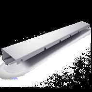 Bandeau de faîtage à saillie h45 - bim