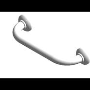 Straight grab bar, 300 mm - bim